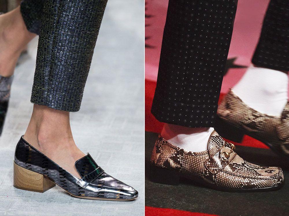 Мъжки обувки пролет-лято 2017