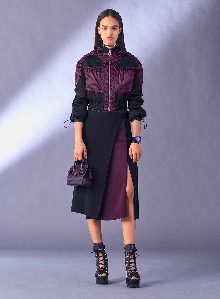 Versace пред есента 2017 г. снимка №2