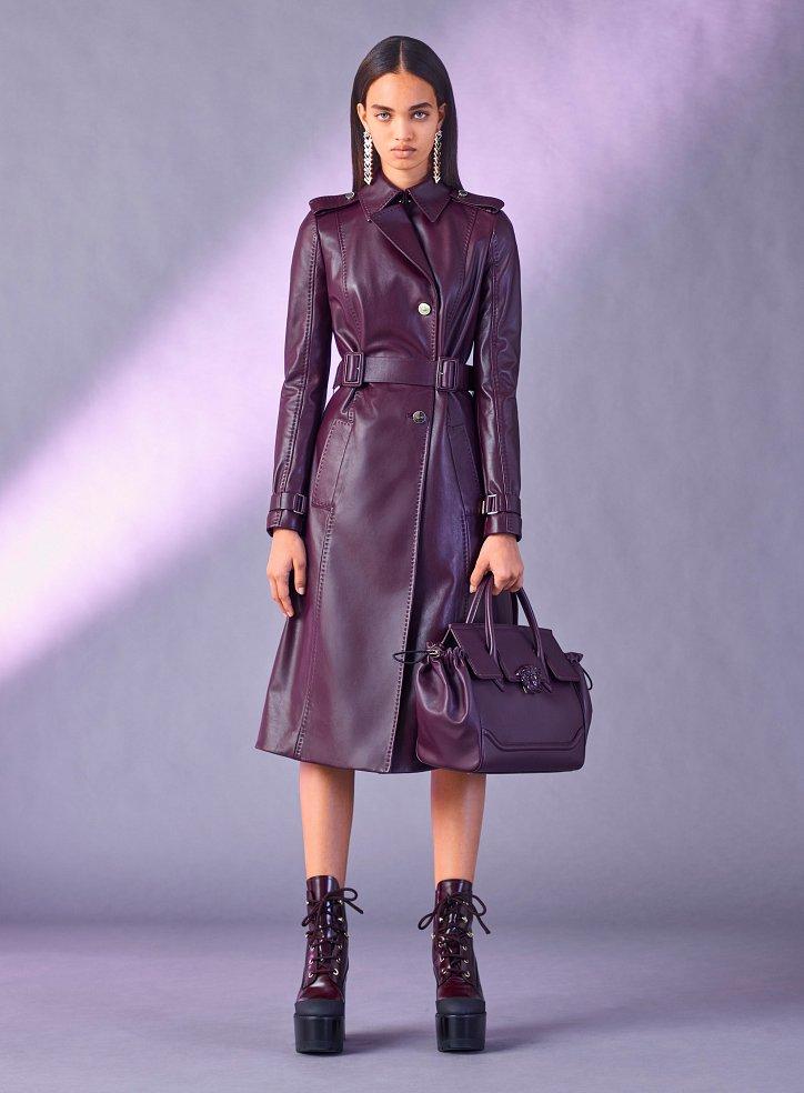 Versace пред есента 2017 г. снимка №18