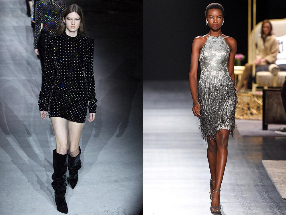 Парти рокли - модни тенденции 2017-2018