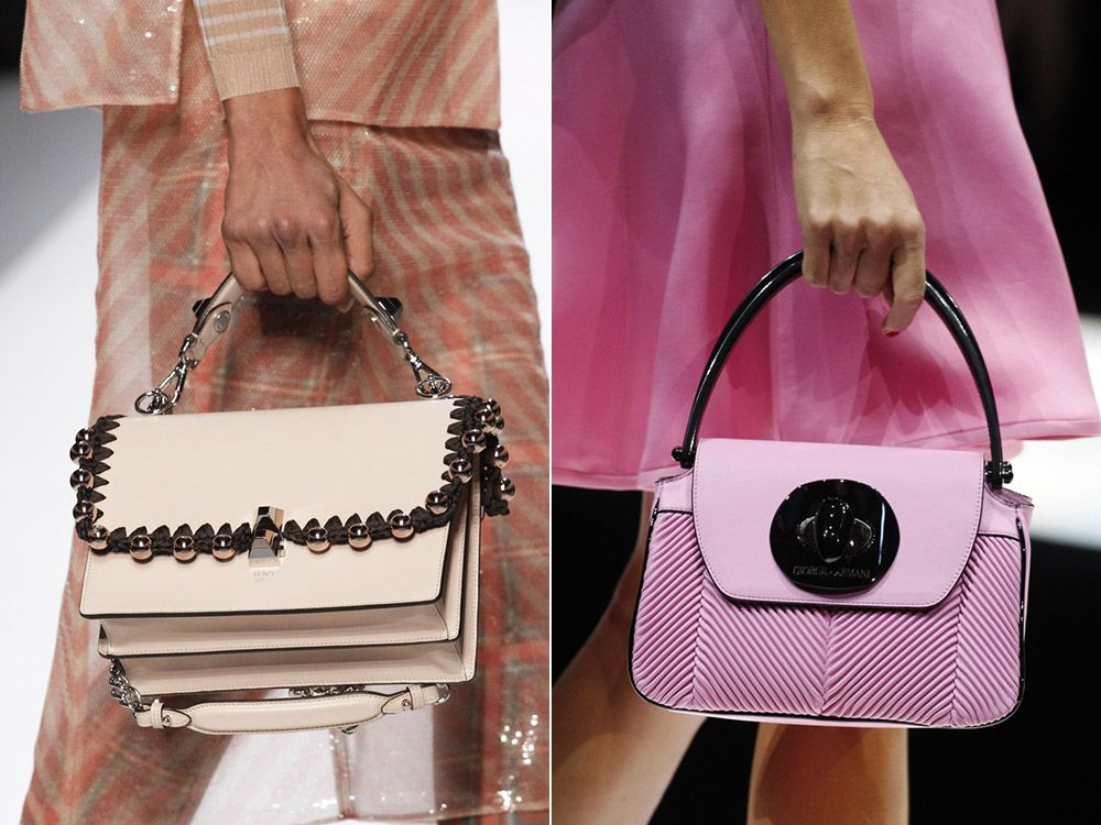 Fashionable bags spring-summer 2018-19
