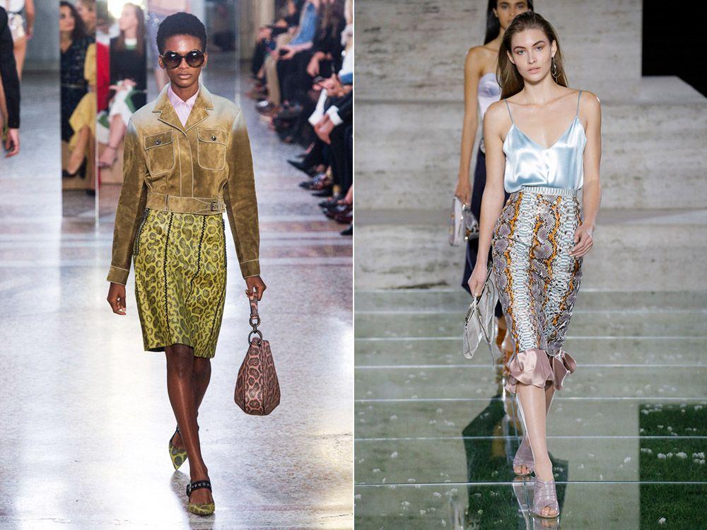Модни поли пролет-лято 2018: модни стилове, снимка-1