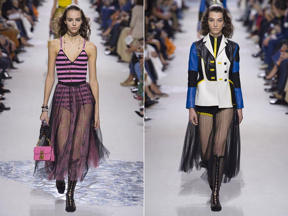 Модни поли пролет-лято 2018: модерни стилове, снимка-3