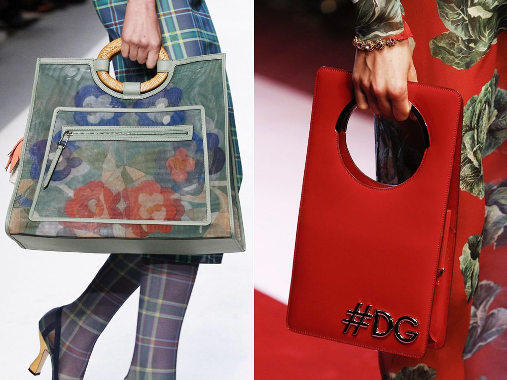 Fashionable bags spring-summer 2018 - 7