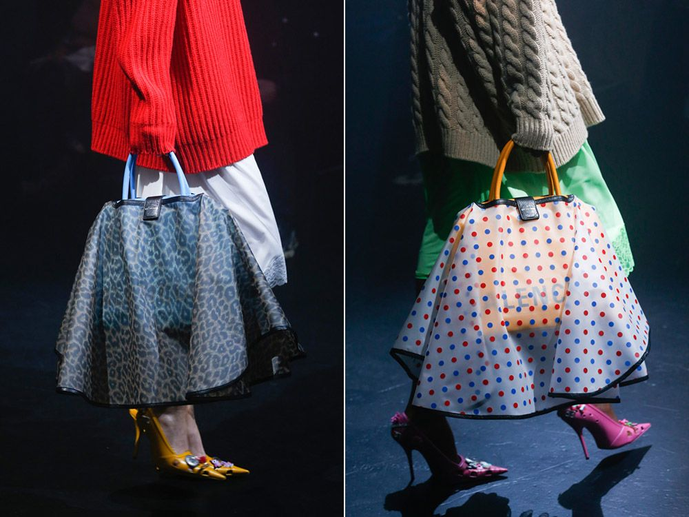 Fashionable bags spring-summer 2018-2