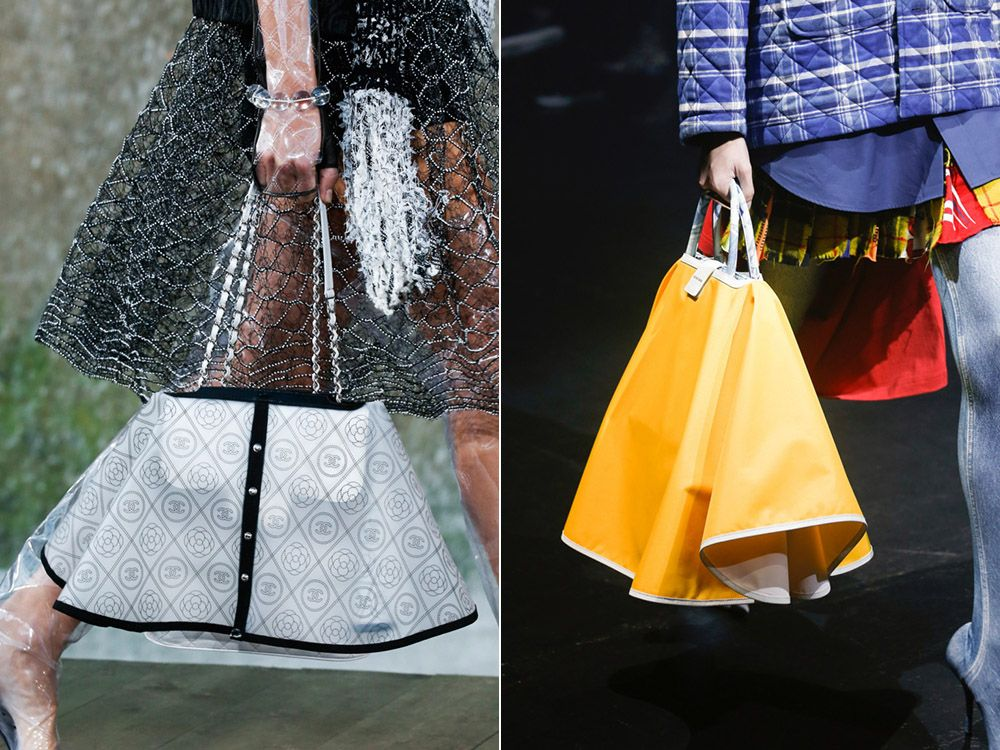 Fashionable bags spring-summer 2018-1