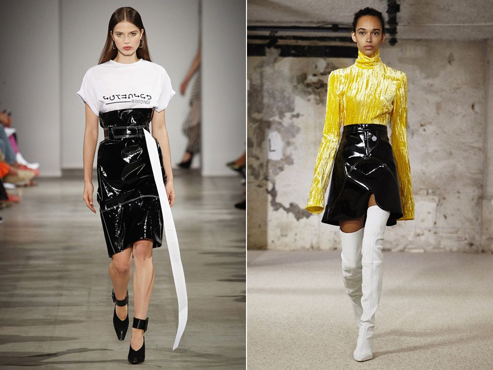 Модни поли пролет-лято 2018: модерни стилове, снимка-6