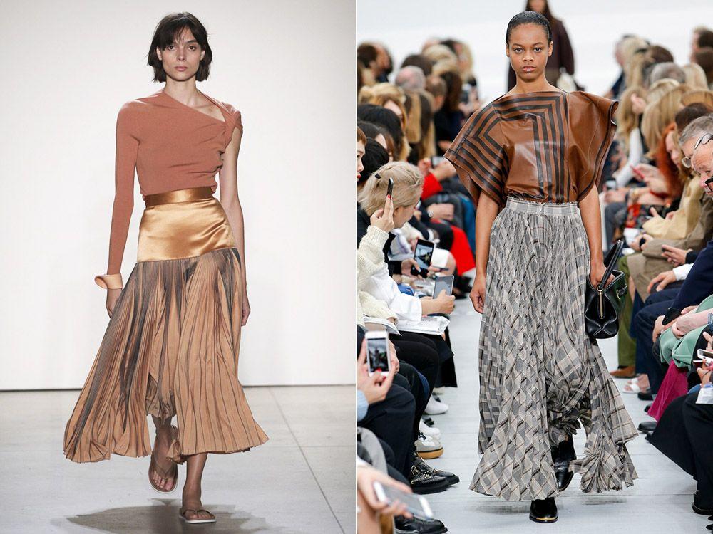 Модни поли пролет-лято 2018: модерни стилове, фото-15