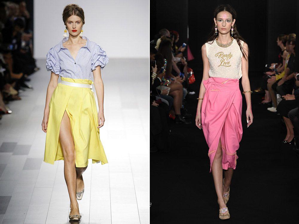 Модни поли пролет-лято 2018: модерни стилове, фото-13