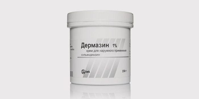 Dermazin antibacterial cream