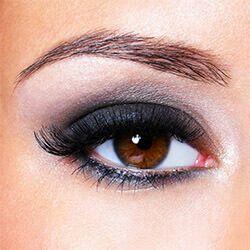 Как да рисуваме големи очи