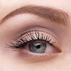 Как да оцветите дълбоко поставени очи