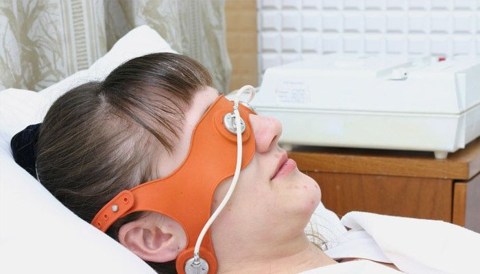 Физиотерапия за лечение на начален псориазис