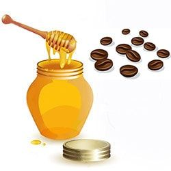 Coffee and Honey Wrap