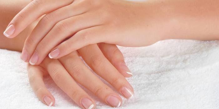 Здрава кожа и нокти на пръстите