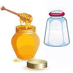 Honey Salt Wrap