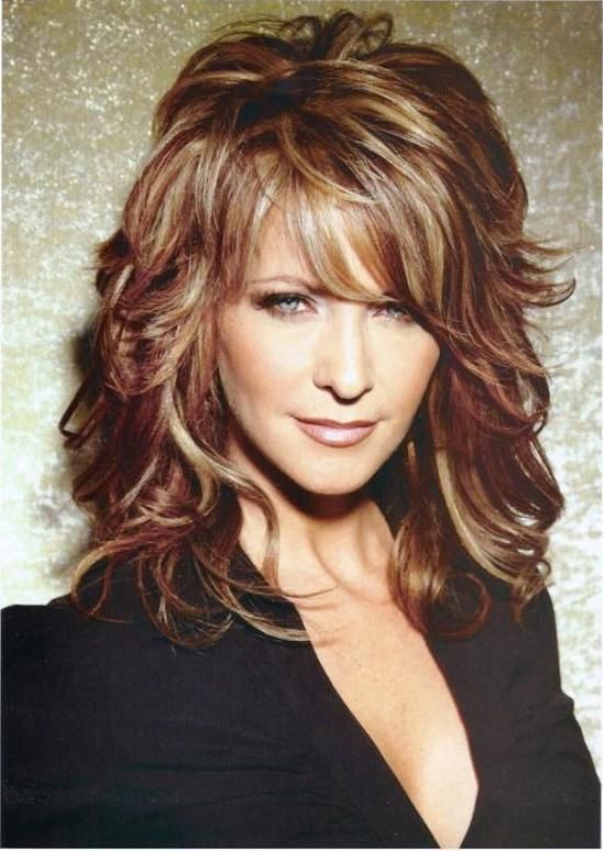 Ideal haircuts for women 50 years old