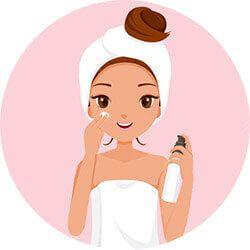. Skin hydration
