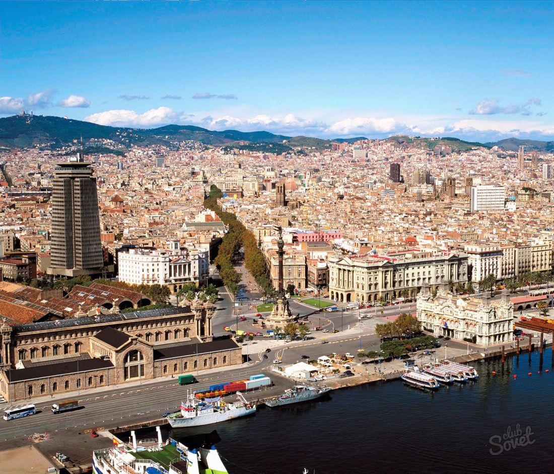 Какво да видим в Барселона след седмица