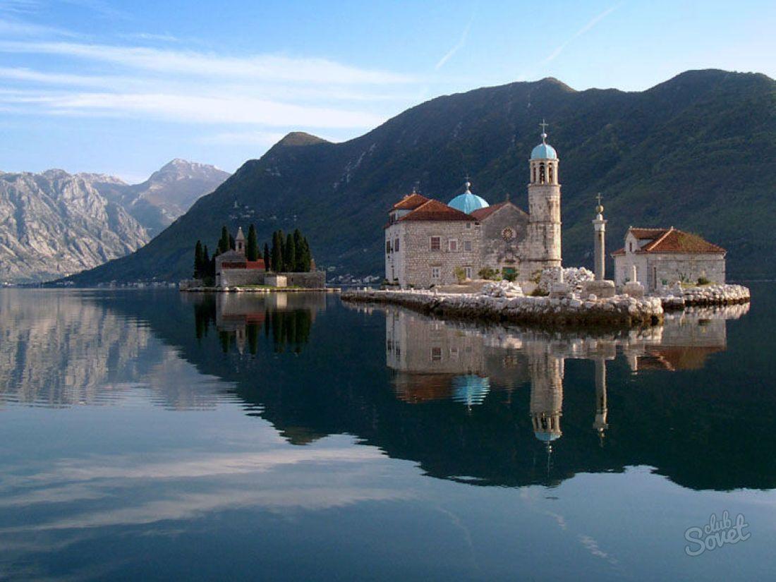 Какво да видите в Черна гора