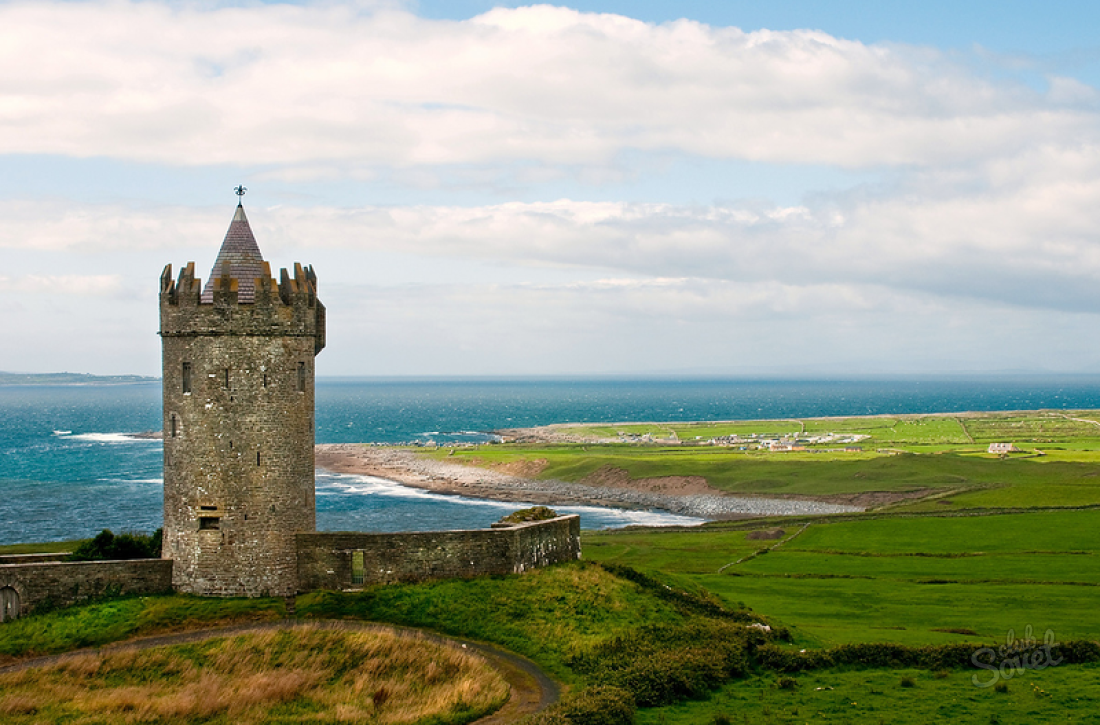 Какво да видите в Ирландия