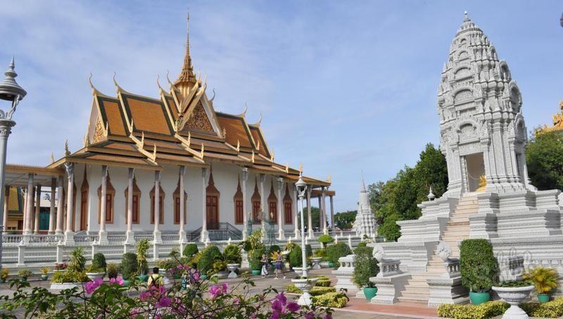 Сребърна пагода