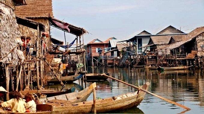 Село на водата