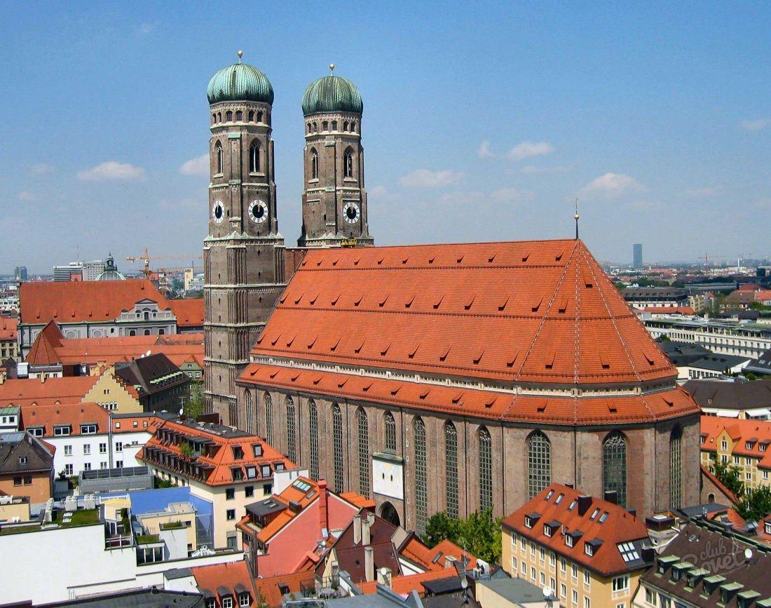 Какво да видите в Мюнхен
