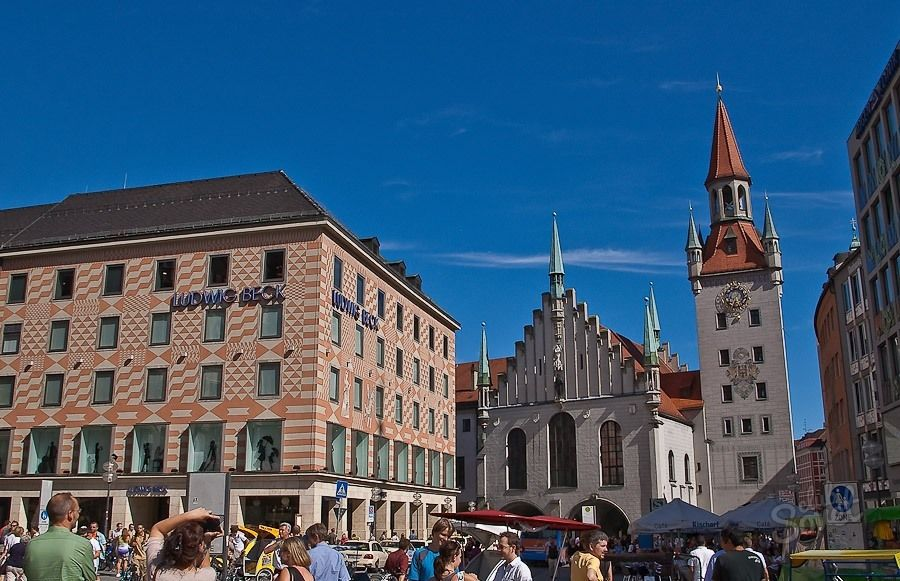 Мюнхен - Бавария