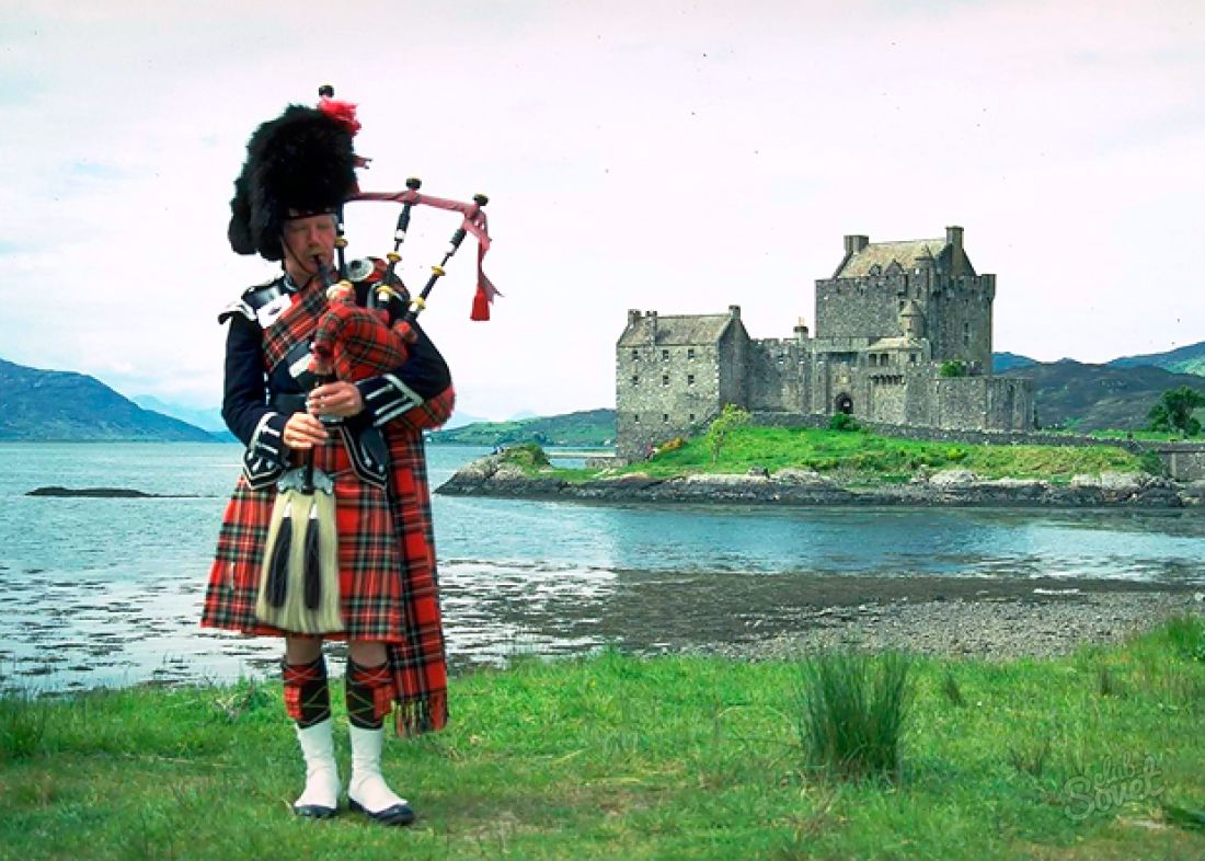 Какво да видите в Шотландия