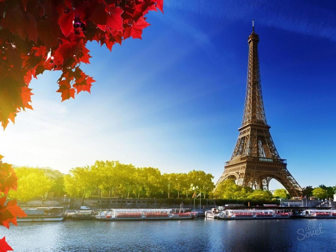 What to see in France