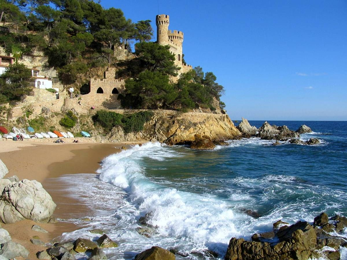 Where to go to relax in Spain.