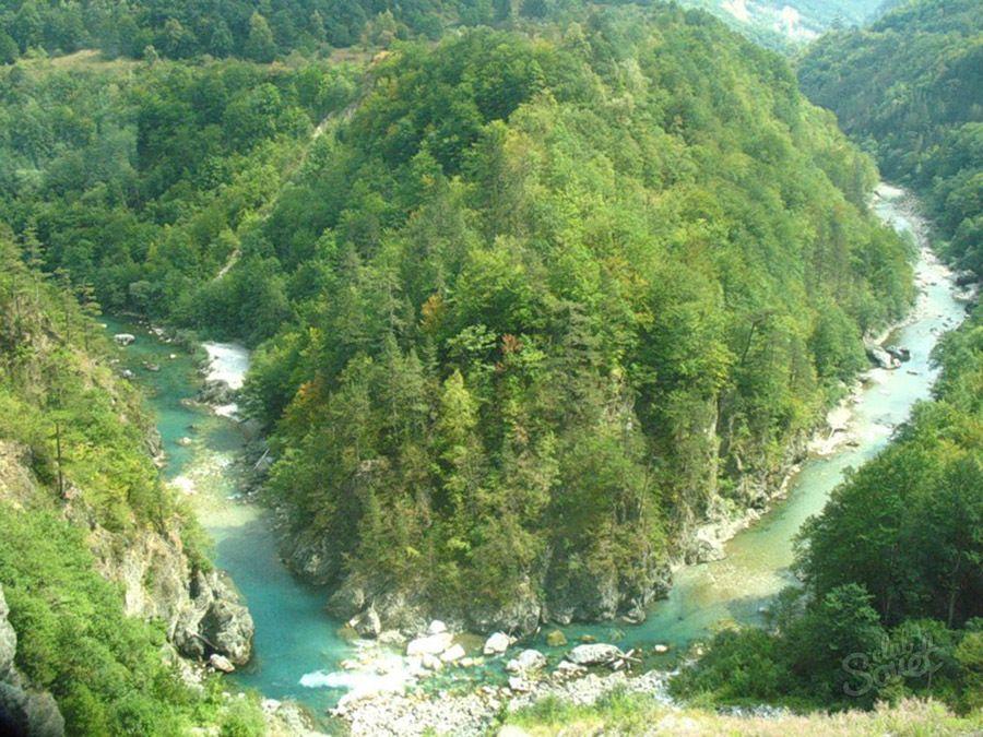 River canyon-tara-montenegro