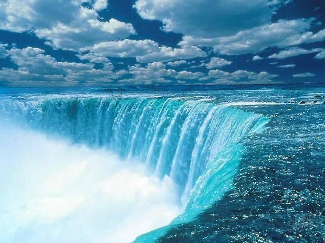 Къде е Ниагарският водопад