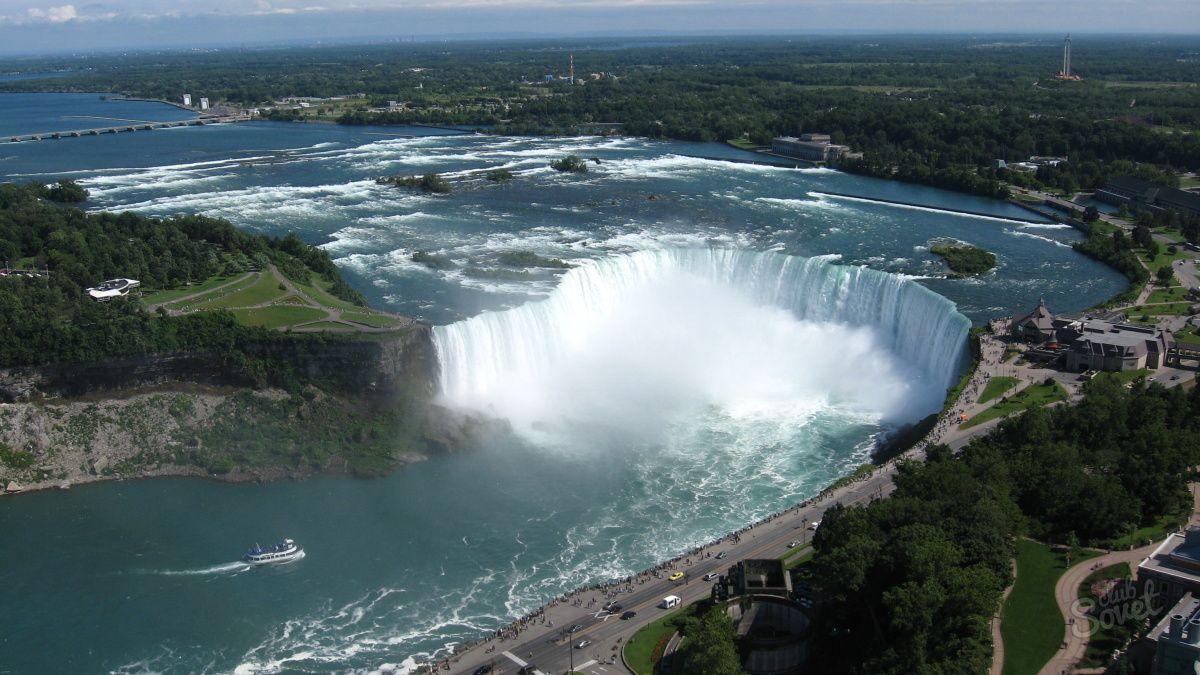 Ниагарският водопад