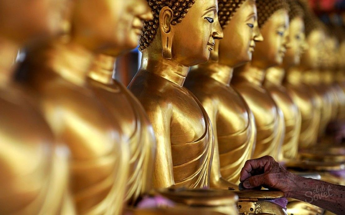 How Thailand celebrates Buddha's Enlightenment Day