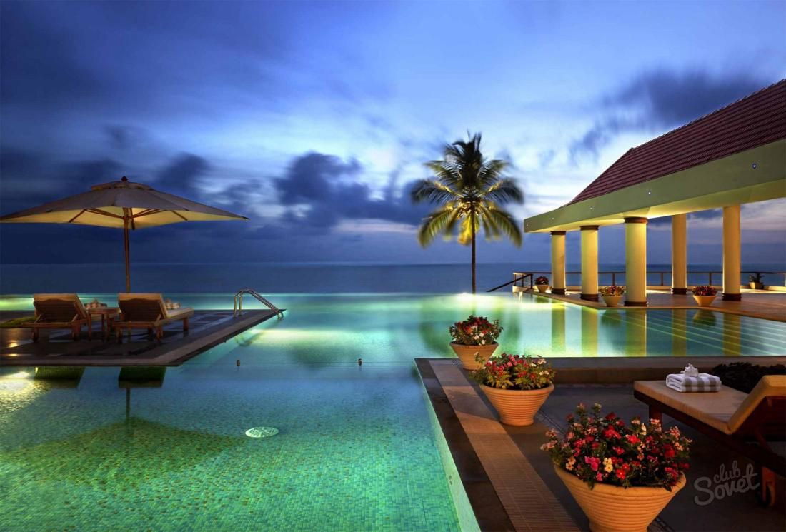 Which hotel to choose in Goa