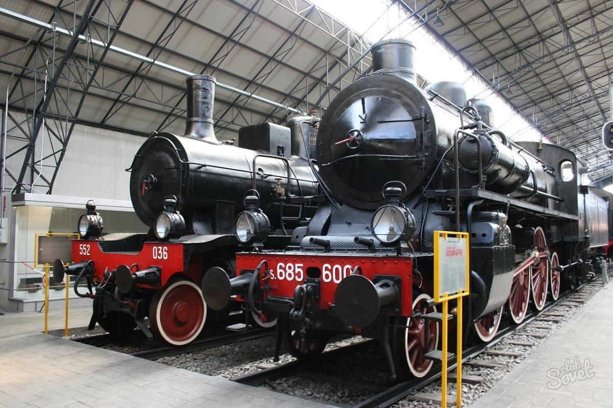 Steam locomotives_in_museum_science_and_technique_leonardo_da_vinci, _milan