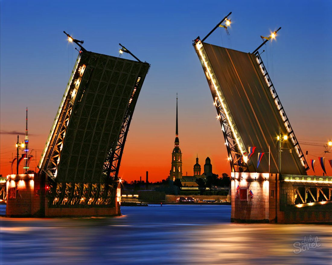 Where to go in St. Petersburg