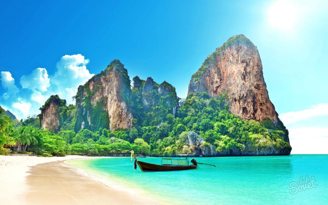 Най-добрите курорти на Тайланд