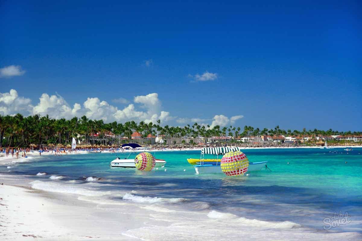 Бряг на Пунта Кана, Доминиканска република