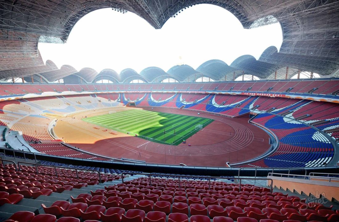 Top 10 largest stadiums