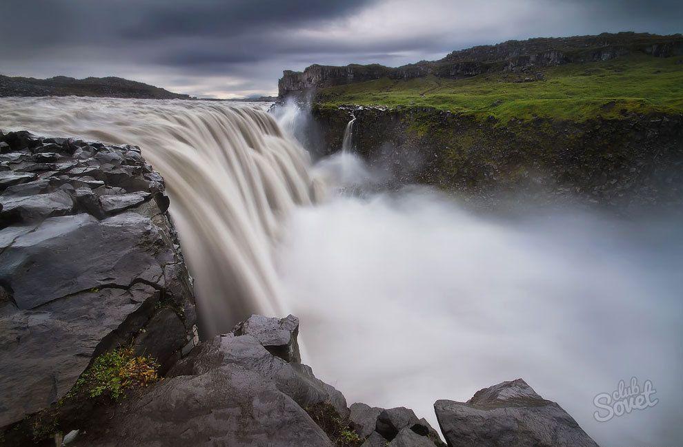 Детифос Фолс-Исландия