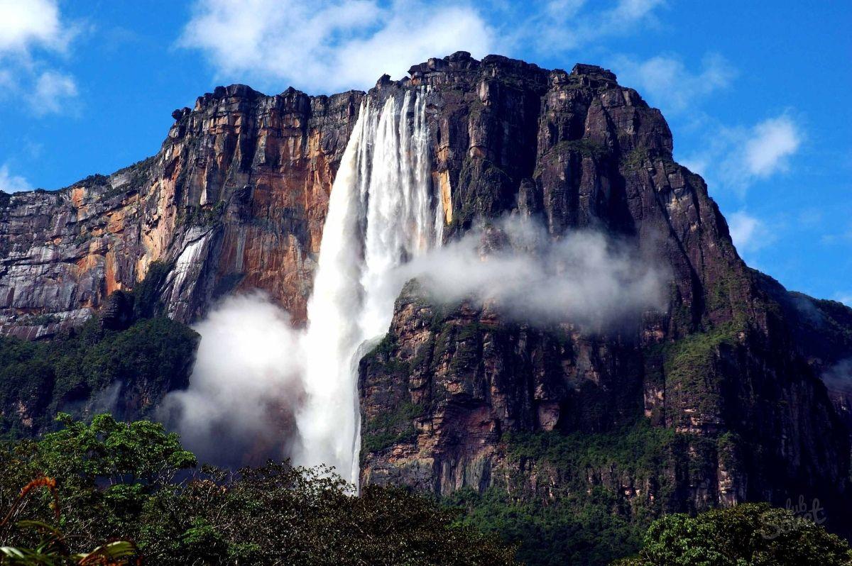 Най-красивите водопади.