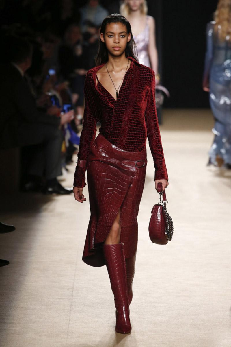 Fashionable- skirts- Autumn-Winter- 2018-2019- year - fashionable- style-21- roberto_cavalli-