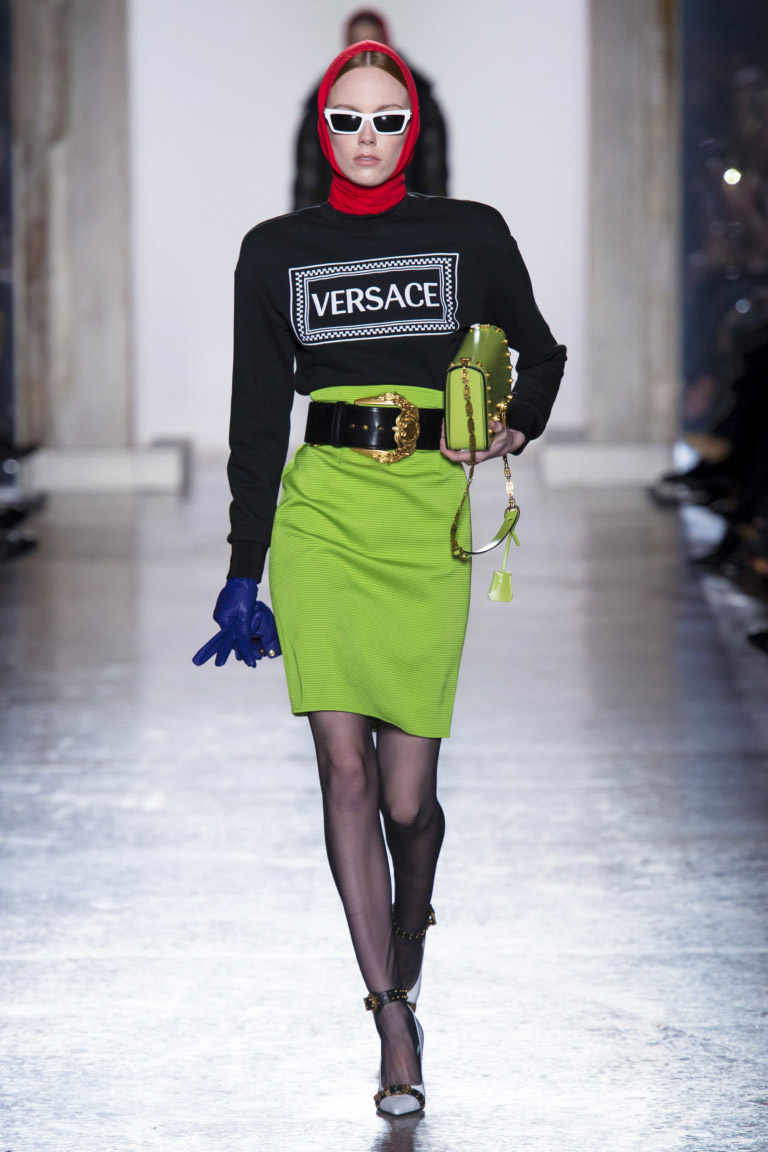 Fashionable skirts Autumn-Winter 2019-2020-1-