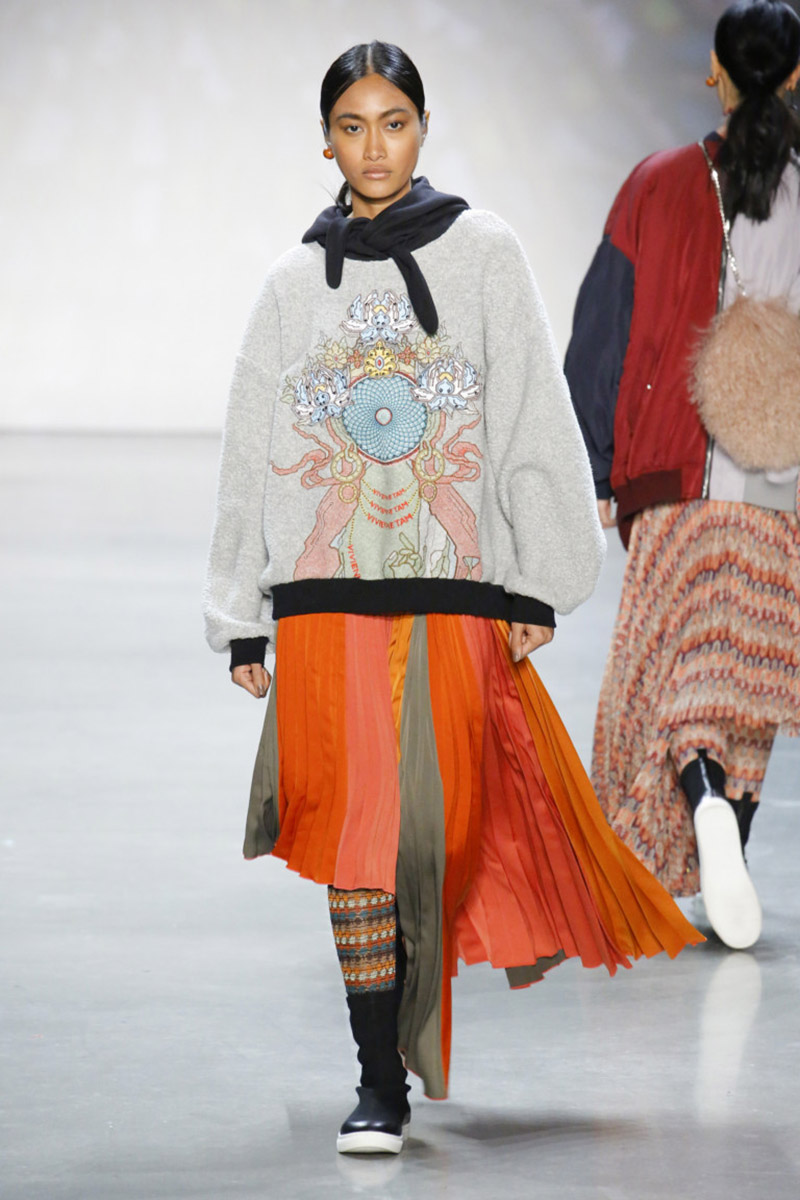 Fashionable- skirts- Autumn-Winter- 2018-2019- year - fashionable- style-4-
