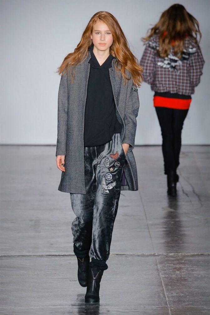 Мода - панталон- есен-зима -2019-никол-милър-1