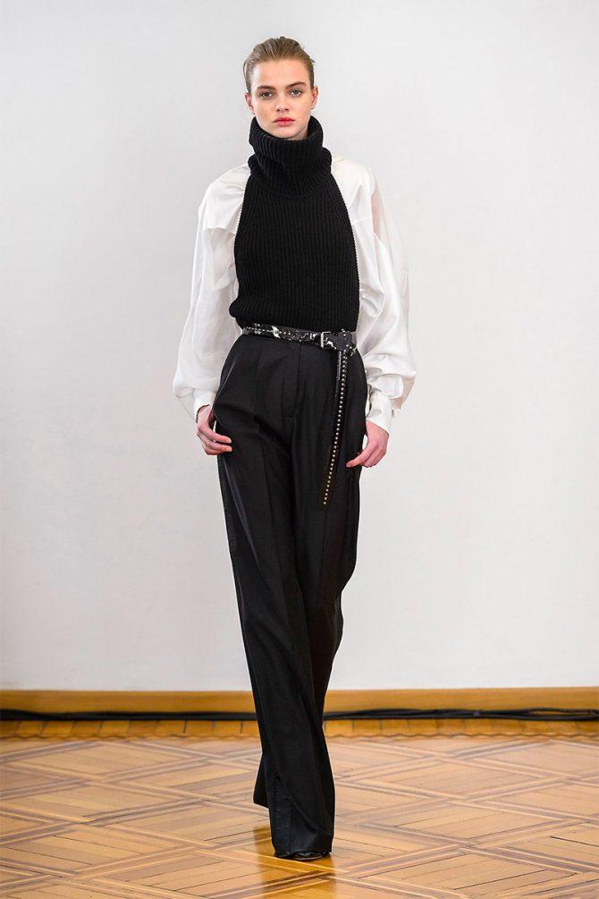 Fashion_ trousers_ fall_winter_ 2019_antonio_berardi_3