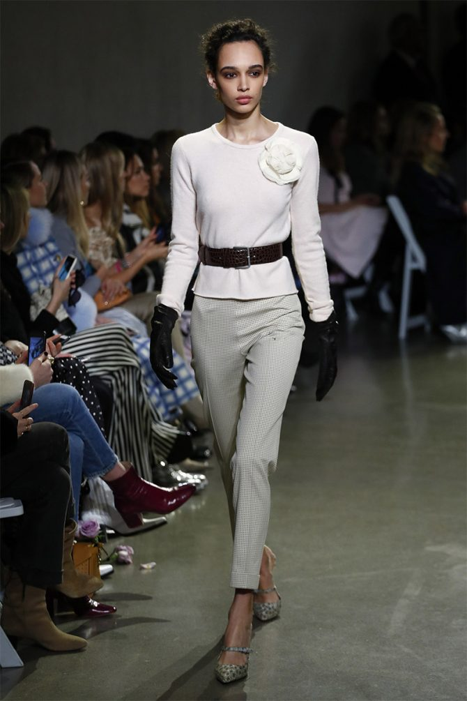 Fashion_ trousers_ fall_winter_ 2019_brock_collection_2